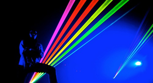 Lasers and Mojo: Ghostland Observatory