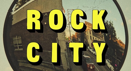 Album Premiere: Rock City by The Maxims