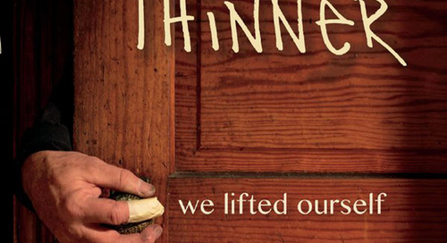Album Review: We Lifted Ourself by Thinner