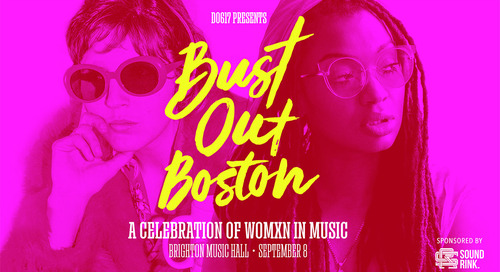 Ticket Giveaway: Bust Out Boston (9/8)