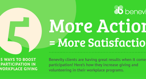 From Boomers to Millennials: How to Design an Engaging Employee Giving Program