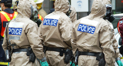 Mount Isa locked down after hazardous substances incident