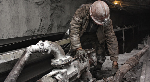 Mining labour hire to be banned in China