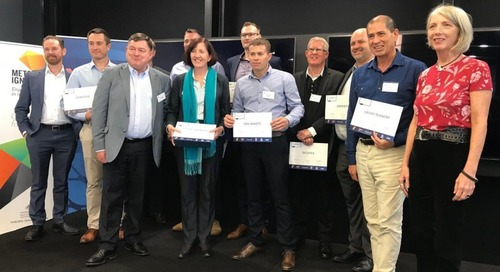 Mining and energy SMEs graduate from national RISE accelerator program