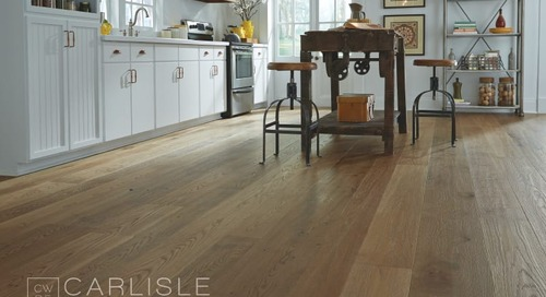 The Best Wood Flooring for Kitchens