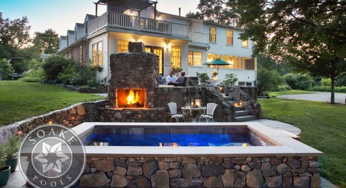 Top 5 Reasons to Build a Plunge Pool in New England