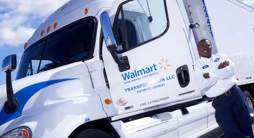 Walmart offering trucking jobs at $90K