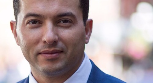Five Minutes with…Jad Jebara, President and CEO, Tuangru