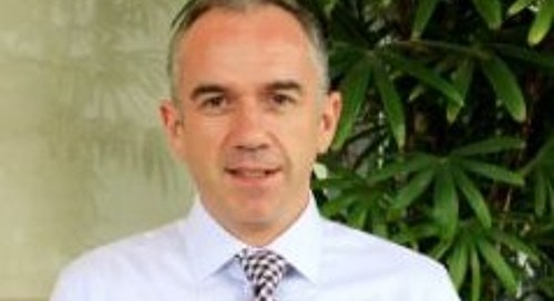 Five Minutes With…Finbarr Moynihan, GM, MediaTek