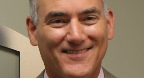 Five Minutes with… Larry Spaziani, VP, GaN Systems