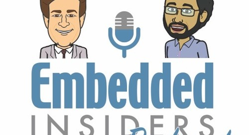 Embedded Insiders Podcast: IoT World