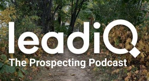Prospecting Podcast With Derek Jankowski