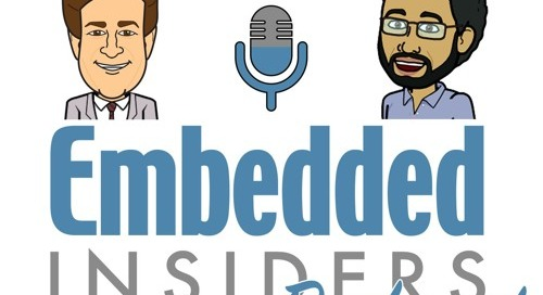 Embedded Insiders Podcast: Into the Wind