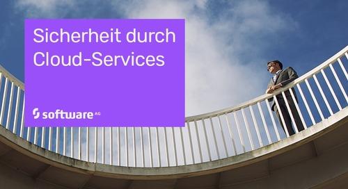In unsicheren Zeiten geben Cloud-Services Sicherheit