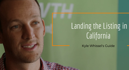How Kyle Whissel Wins Listings in California's Competitive Market