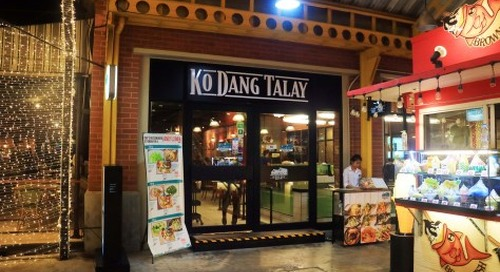[THAILAND] KO DANG TALAY SEAFOOD RESTAURANT – Asiatique The Riverfront, Bangkok