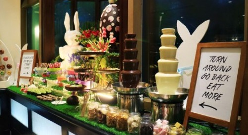 CHOCOHOLICS by Le Meridien Jakarta