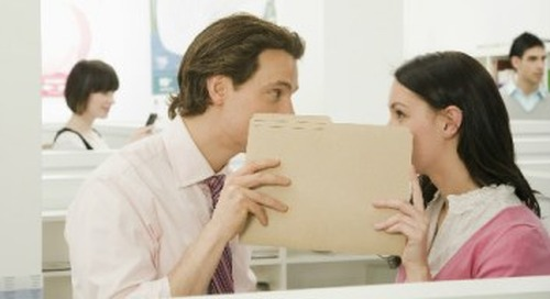 Colleague Spreading False Rumors about You? Ask Madeleine
