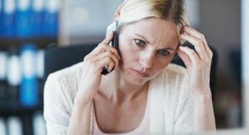 Good Employee Behaving Erratically? Ask Madeleine
