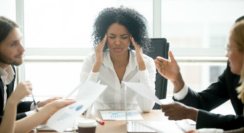 Managing a Team That's in Constant Turmoil? Ask Madeleine