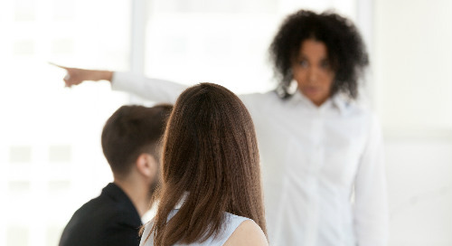 Thinking about Tattling on a Colleague? Ask Madeleine