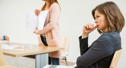 Boss Keeps Interrupting? Ask Madeleine