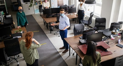 6 Strategies to Build Trust in Your Post-Pandemic, Return to The Office Plan
