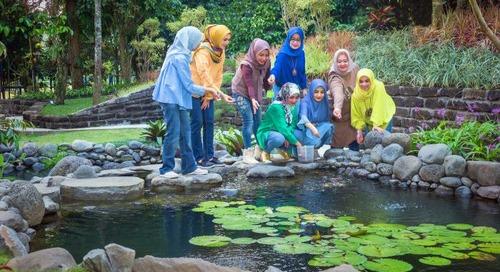 Comment on 5 Alasan Merencanakan Liburan ke Taman Botani Sukorambi Jember by Monica