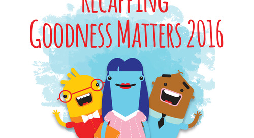 Goodness Matters Event Recap