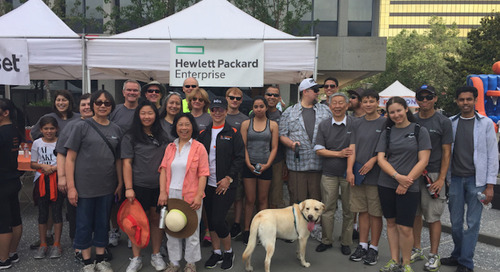Corporate Responsibility in the Spotlight: Hewlett Packard Enterprise