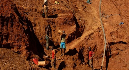 No Hopes For Survivors In Kadoma Illegal Gold Mining Disaster