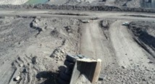 Regulator releases images of haul truck incident at Mount Arthur
