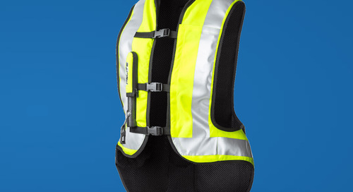 New wearable airbag a game changer in fall protection