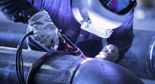 Mandate compliance to welding standards