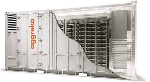Aggreko launches mobile 1 megawatt battery