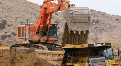 Excavator and autonomous dozer collision to be investigated
