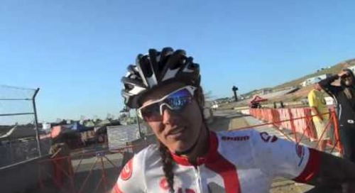 Nicole Duke on her race at Sea Otter