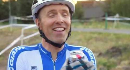 Carl Decker Wins 2013 Raleigh Midsummer Night's Cyclocross Race