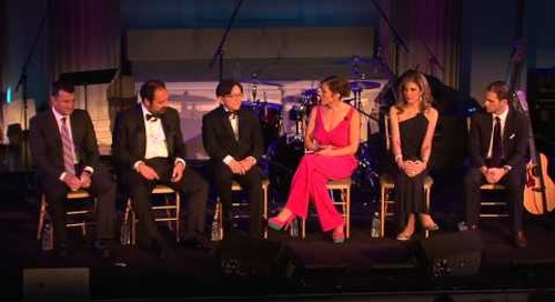 Panel of High-Impact Entrepreneurs at the 2012 Endeavor Gala