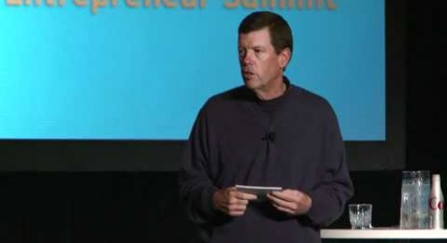 Scott McNealy's Keynote Address, Sun Microsystems (2011 Endeavor Entrepreneur Summit)
