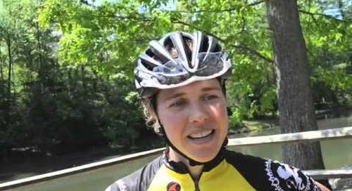 Amanda Carey at Trans-Sylvania Epic