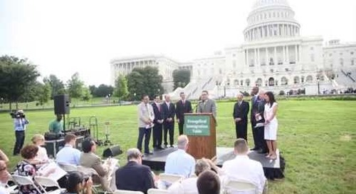 #Pray4Reform: Evangelicals Flood Capitol to Urge Immigration Reform
