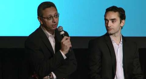 Entrepreneur Showcase (Part 1): Hernán Kazah & Khaled Ismail (2011 Endeavor Entrepreneur Summit)