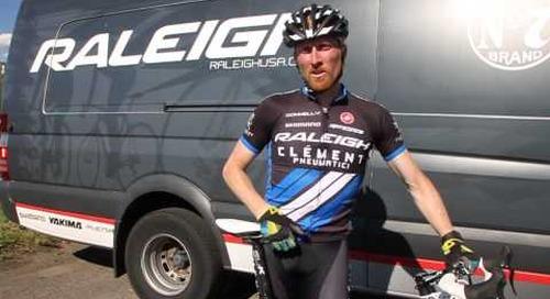 Cyclocrosser Craig Etheridge Opines on Singlespeeding, Nationals, Gearing and Tires
