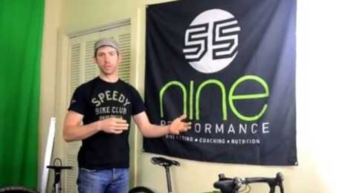 Eddie O'Dea of 55nine Performance Talks Bike Fit