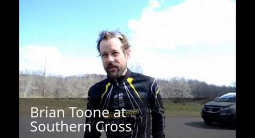 Brian Toone at Southern Cross