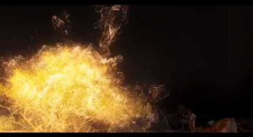 The Bible: Jim Wallis Comments on the Burning Bush