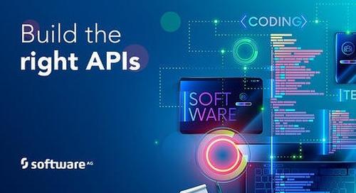 Schluss mit der Entwicklung der falschen APIs
