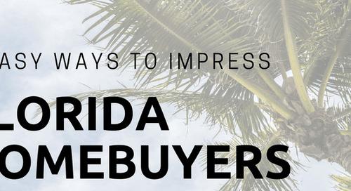 5 Easy Ways to Impress New Florida Homebuyers