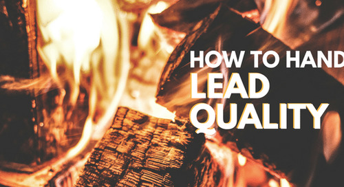How to Handle Lead Quality Issues